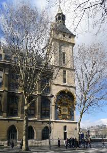 Sainte Chapelle - Conciergerie - Tour de l'Horloge