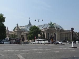 Champs Elysées - Grand Palais
