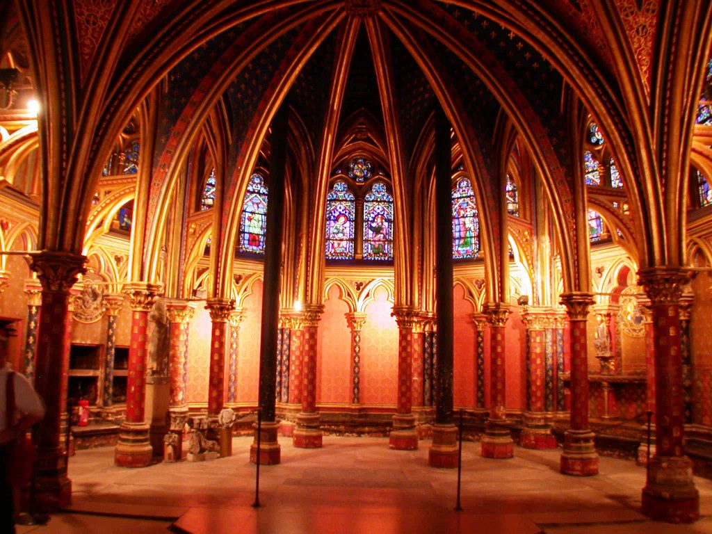 Sainte Chapelle - Church_of_Sainte-Chapelle_Paris_France_003