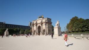 Jardins des Tuileries - DSC02395