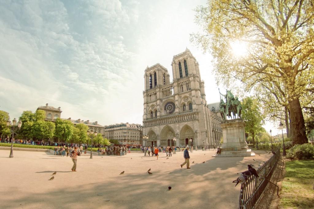 Visite Notre Dame - Notre Dame