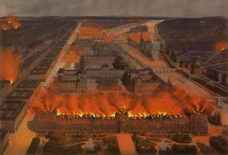 Jardins des tuileries carrousel st roch vend me paris - Comptoir des tuileries cours de l or ...