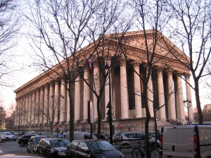 Fragonard Paris - Eglise de la Madeleine