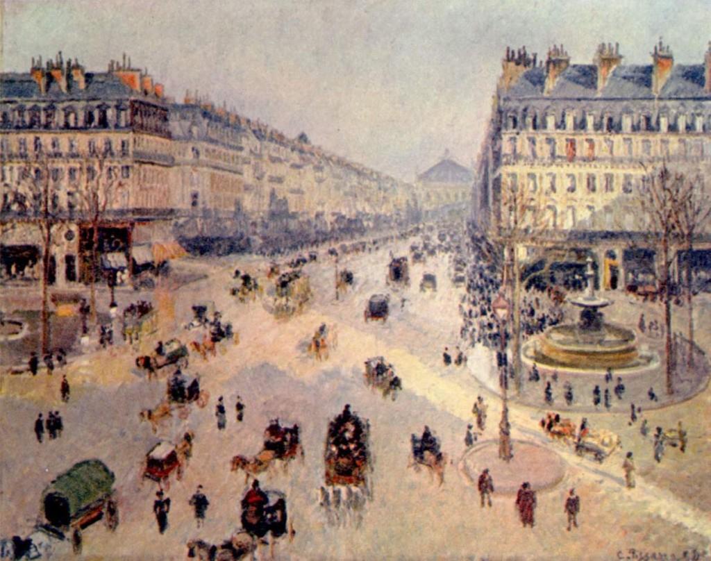 Fragonard Paris - Percée avenue Opéra