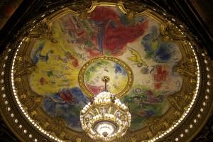 Fragonard Paris - Coupole Marc Chagall Opéra Garnier