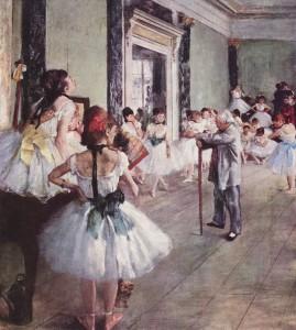 Fragonard Paris - Tableau Edgar Degas Opéra Garnier
