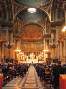 Fragonard Paris - Eglise de la Madeleine - Intérieur