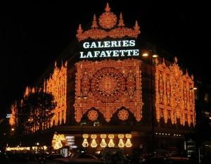 Fragonard Paris - Galeries Lafayette Noël 2004