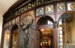 Fragonard Paris - Rue Royale - Boutique bijoutier Georges Fouquet