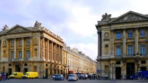 Fragonard Paris - Rue Royale - Vue de la place de la Concorde