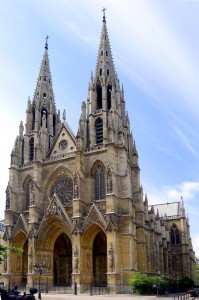 Hôtel Matignon - Eglise Sainte-Clotilde