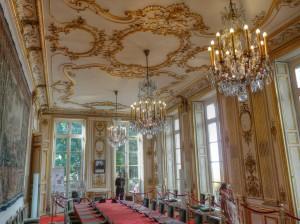 Hôtel Matignon - Salle du Conseil