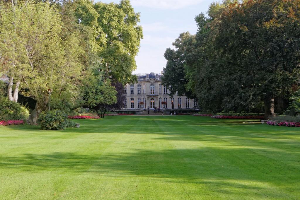 Hôtel Matignon - Parc