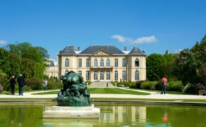 Hôtel Matignon - Musée_Rodin - Jardins