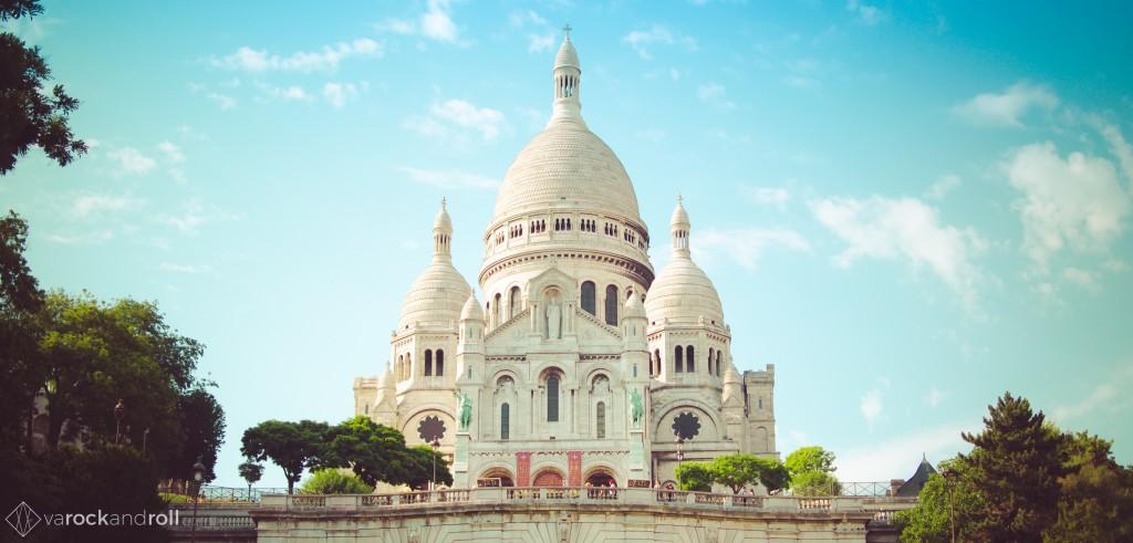 Sacré-Coeur - La Basilique
