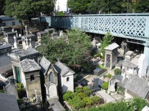Pigalle - Cimetière de Montmartre