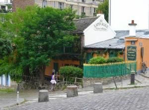 Sacré-Coeur - Lapin Agile