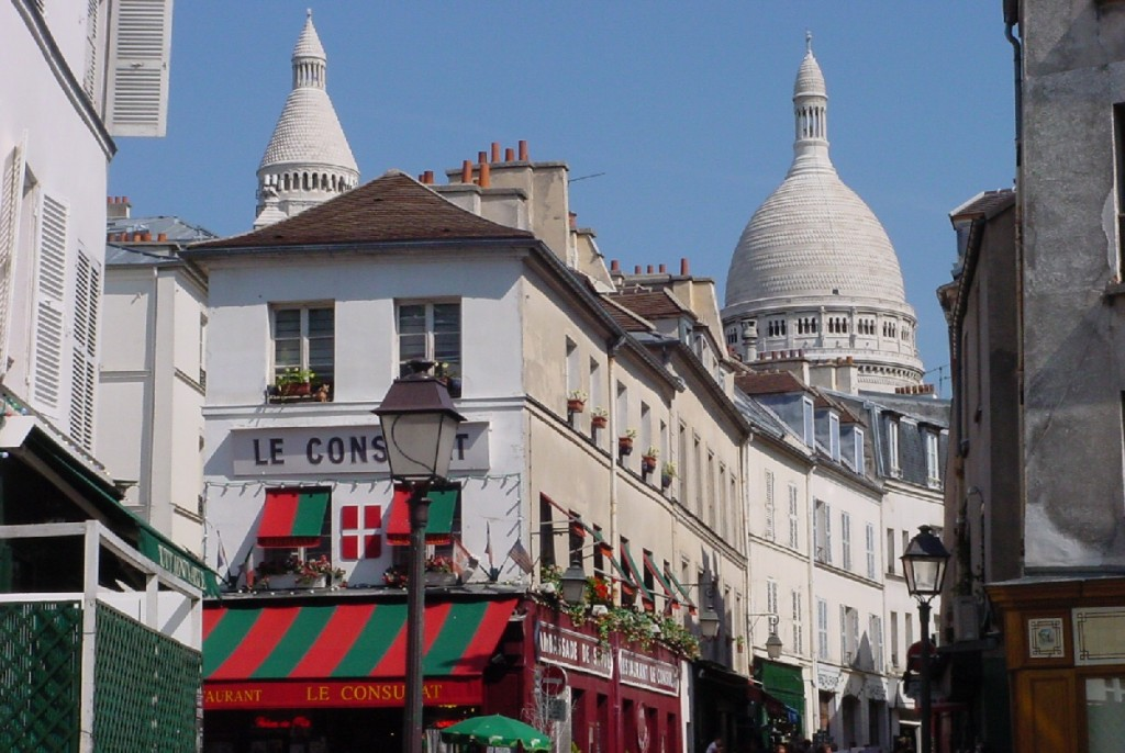 Quartier_Montmartre By Free On Line Photos [Copyrighted free use], via Wikimedia Commons