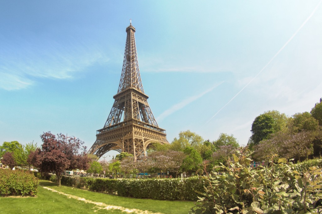 Chaillot - Tour Eiffel