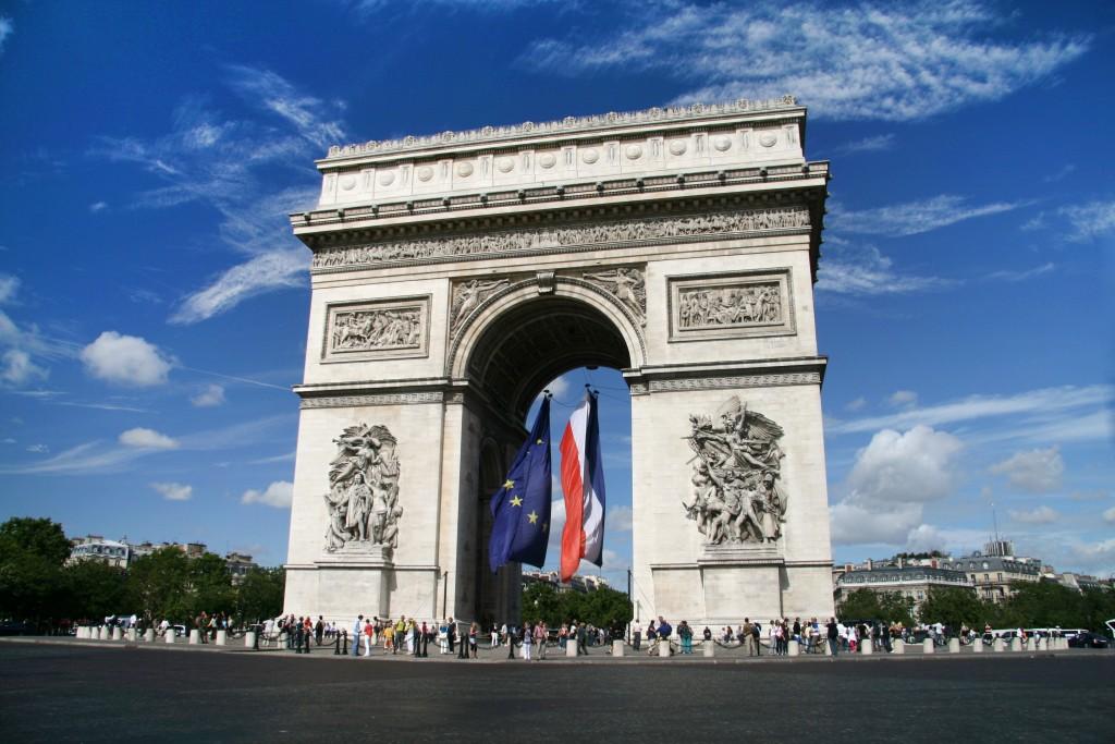 Visite Arc de Triomphe - Promenades depuis