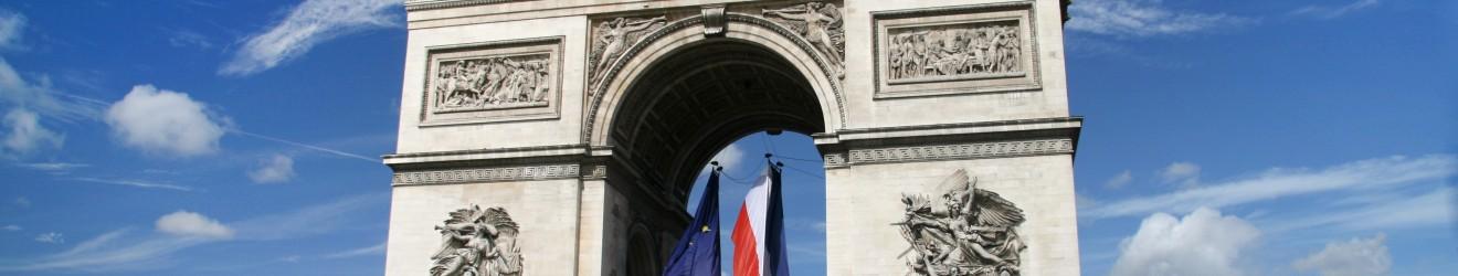 Arc de Triomphe à la gloire des armées napoléoniennes