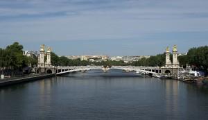 Champs Elysées - Pont_Alexandre_III_Paris_Concorde