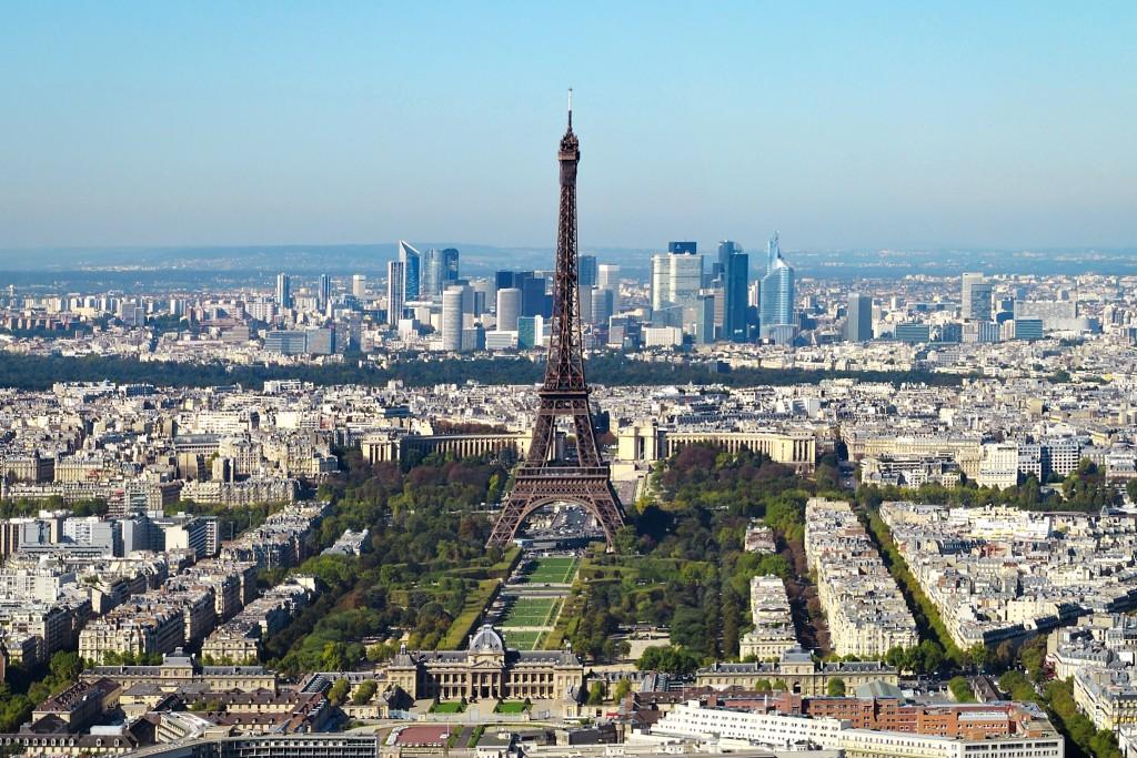 Visite Tour Eiffel - Vue générale