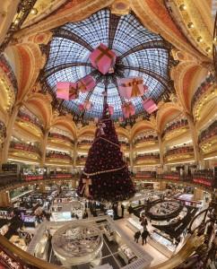Fragonard Paris - Coupole Galerie_Lafayette_Haussmann