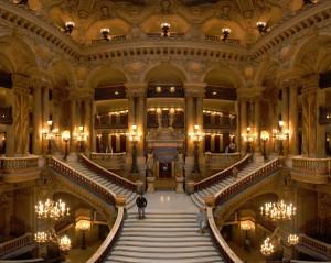 Fragonard Paris - Grand escalier Opéra Garnier