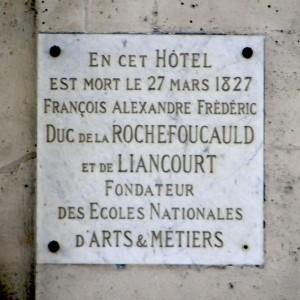 Fragonard Paris - Rue Royale - La Rochefoucault