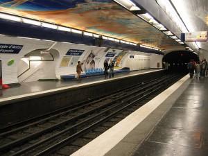 Fragonard Paris - Métro Chaussée Antin - Lafayette