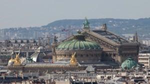 Fragonard Paris - Toits Opéra Garnier
