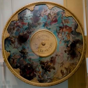Fragonard Paris - Maquette 1ère coupole