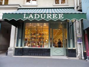 Fragonard Paris - Rue Royale - Boutique Ladurée