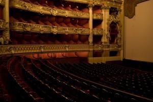 Fragonard Paris - Salle spectacle Opéra Garnier