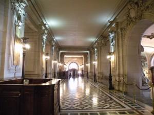 Fragonard Paris - Vestibule contrôle Opera Garnier