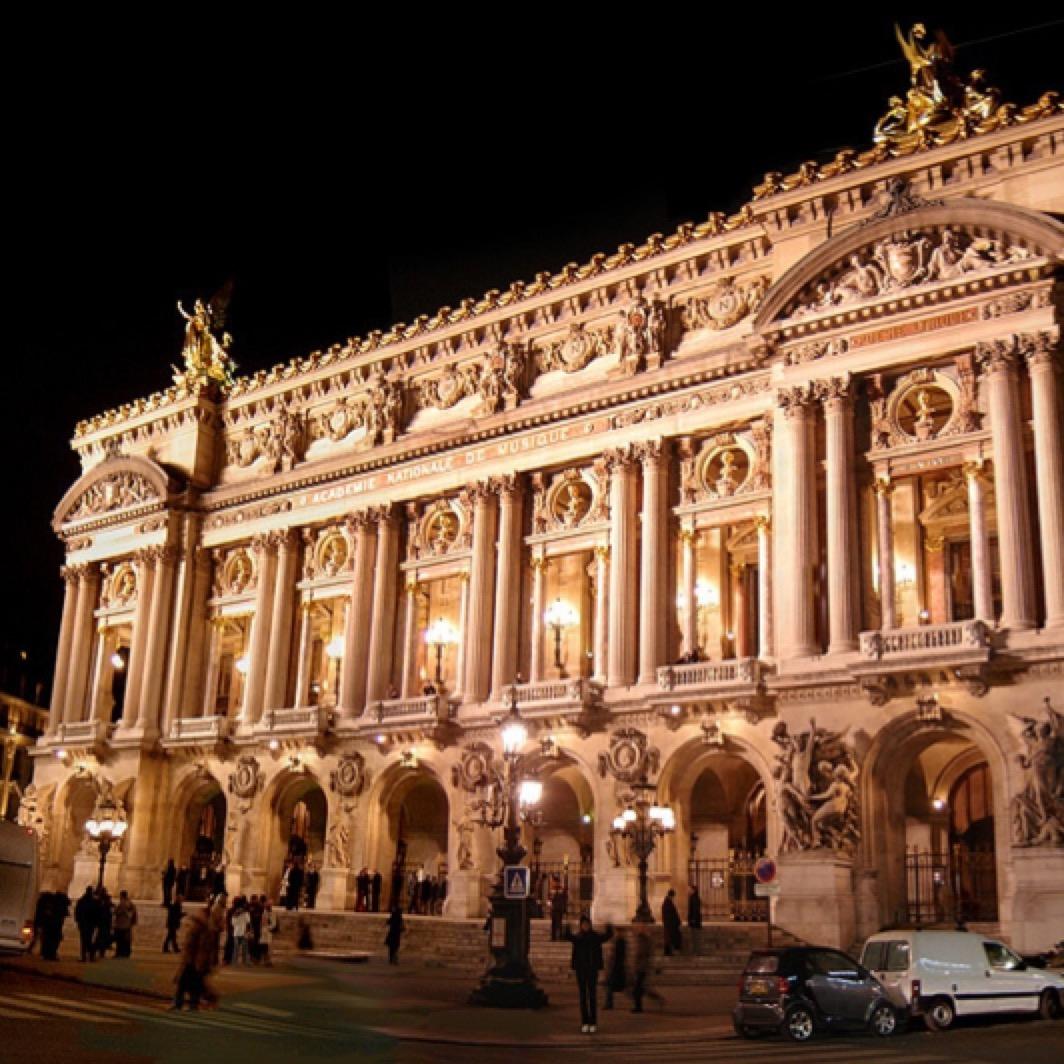 Opéra Garnier Paris - Opéra Garnier