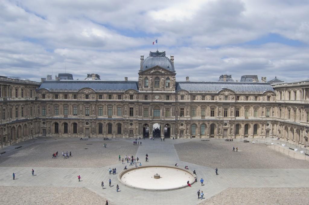Carrousel du Louvre - Louvre Cour Carrée