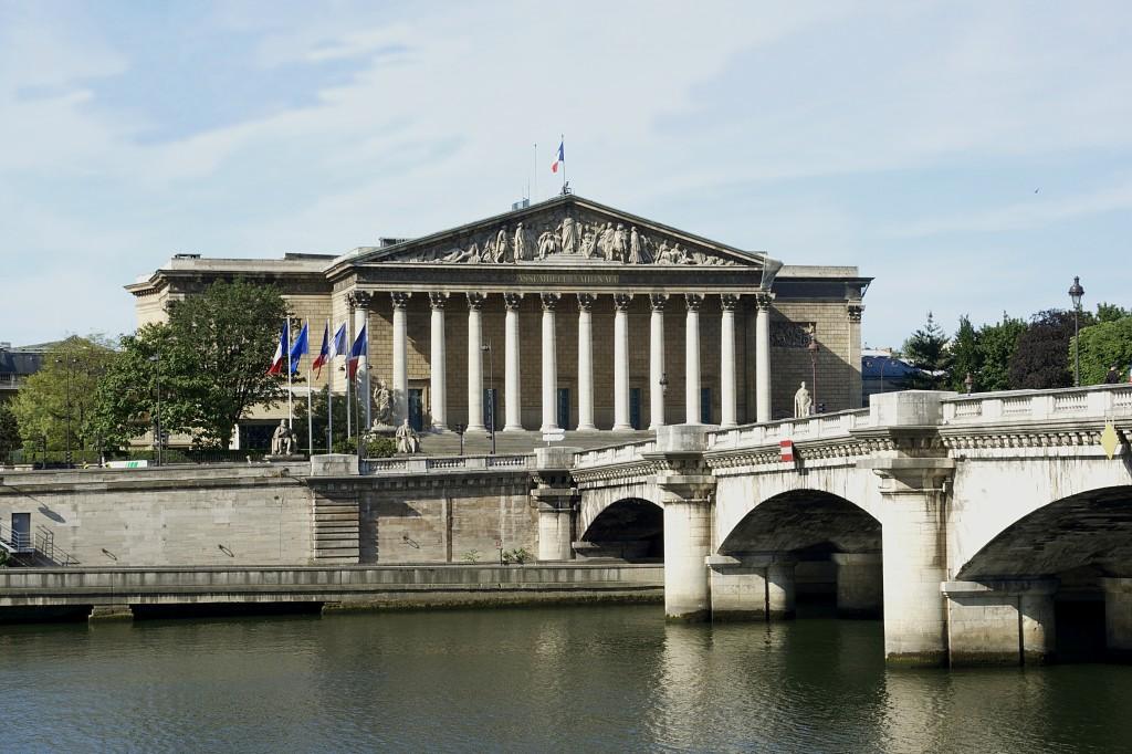 Palais Bourbon - Pont Concorde