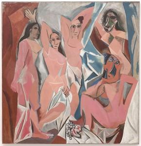 Pigalle - Les Demoiselles d'Avignon