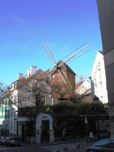 Pigalle - Moulin de la galette